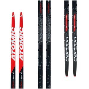 Лыжи Atomic Redster Carbon Cl soft
